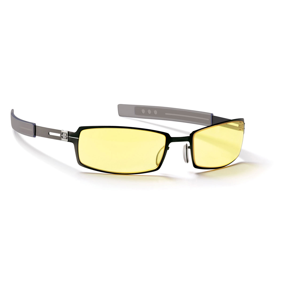 gunnar lunettes gamer ppk onyx mercury lunettes de protection gunnar sur. Black Bedroom Furniture Sets. Home Design Ideas
