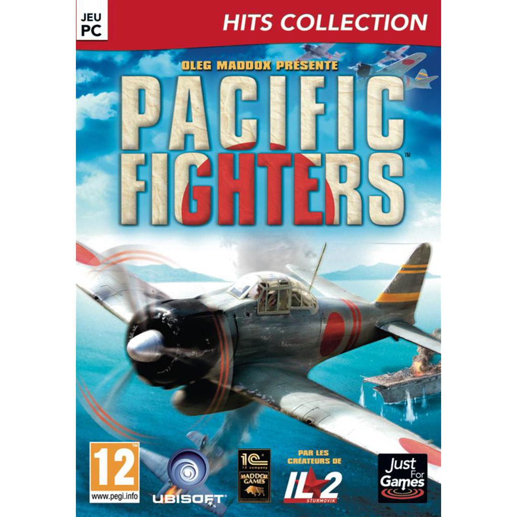 Jeux PC IL2 Pacific Fighters (PC) IL2 Pacific Fighters (PC)