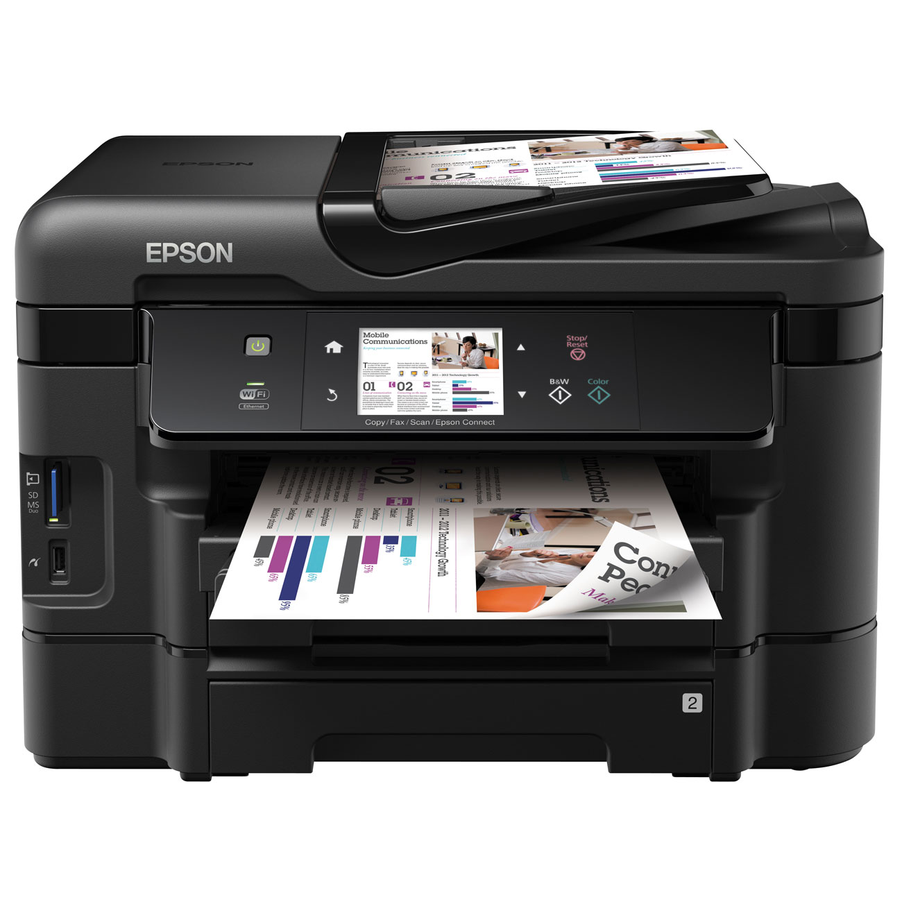 epson workforce wf 3540dtwf imprimante multifonction epson sur. Black Bedroom Furniture Sets. Home Design Ideas