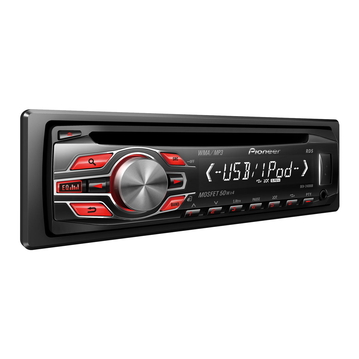 pioneer deh 2400ub autoradio pioneer sur. Black Bedroom Furniture Sets. Home Design Ideas