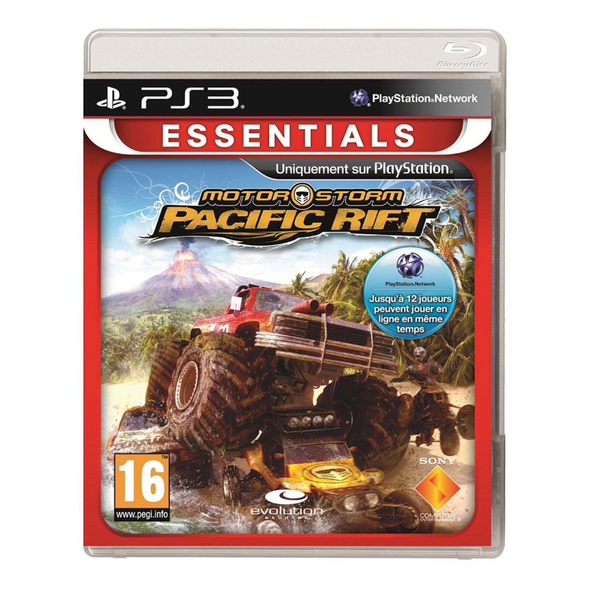 LDLC.com MotorStorm : Pacific Rift - Essentials Collection (PS3) MotorStorm : Pacific Rift - Essentials Collection (PS3)