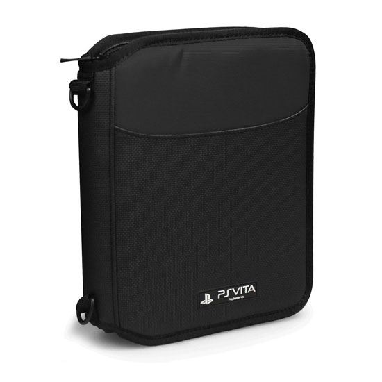 Sony deluxe travel case ps vita accessoires ps vita for Sony housse de transport lcscsj ae