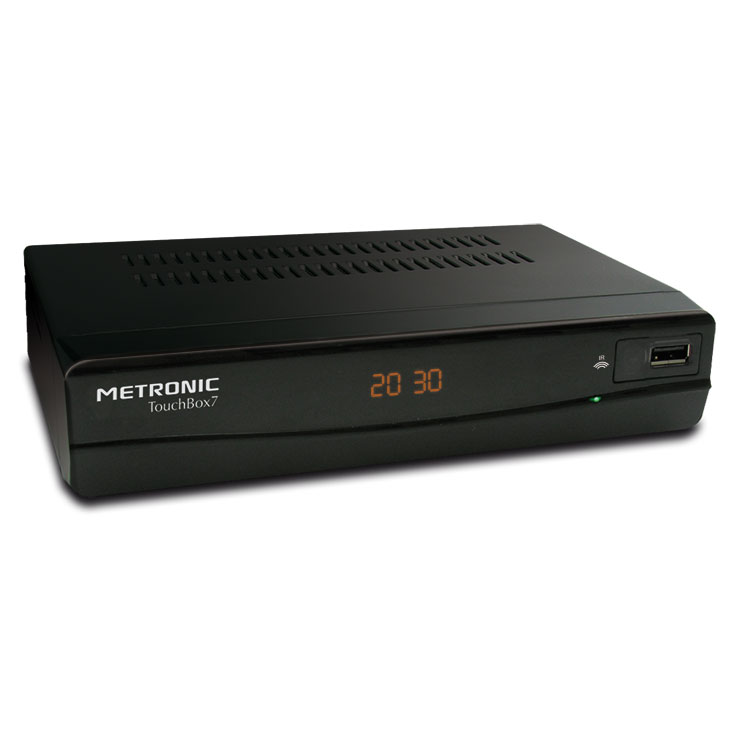 metronic touchbox 7 adaptateur tnt sat metronic sur ldlc. Black Bedroom Furniture Sets. Home Design Ideas