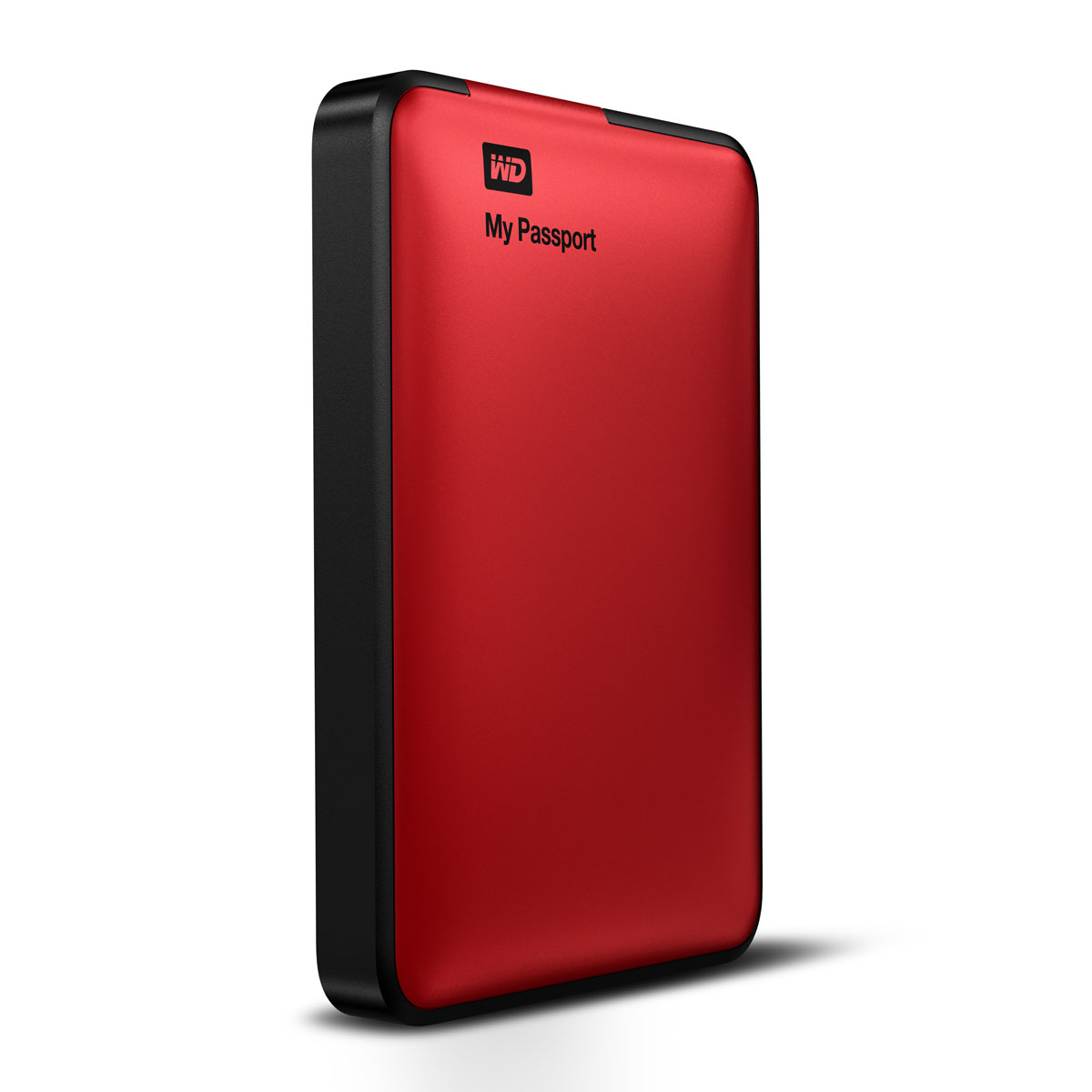 western digital my passport 1 to rouge usb 3 0 disque. Black Bedroom Furniture Sets. Home Design Ideas