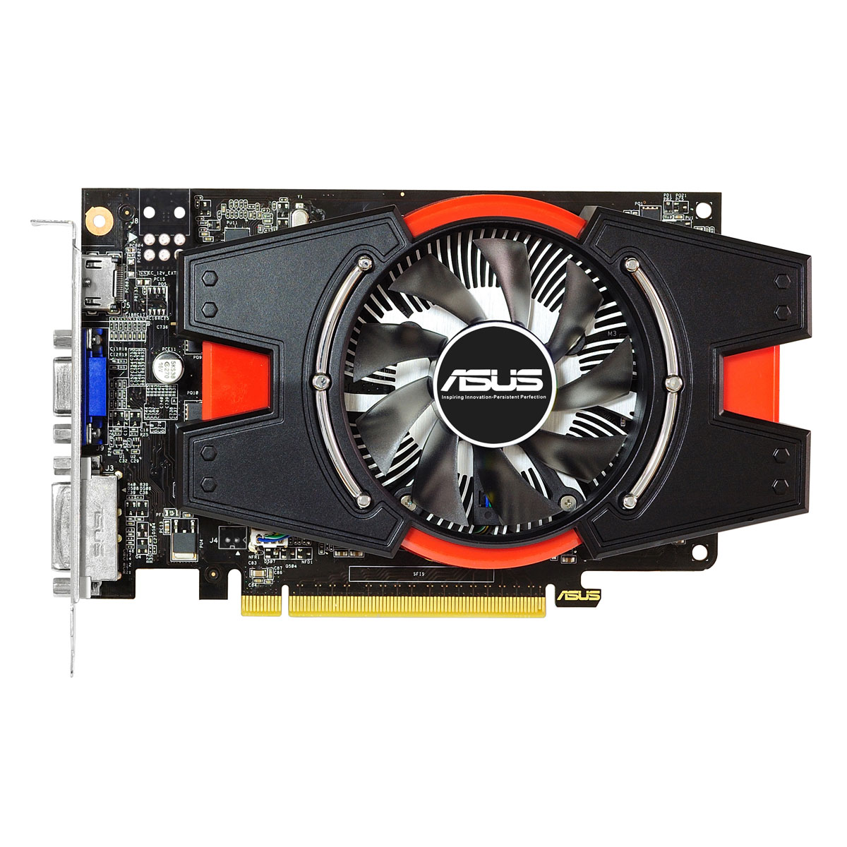 asus geforce gtx650 e 2gd5 carte graphique asus sur. Black Bedroom Furniture Sets. Home Design Ideas