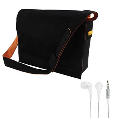 sacoche bandouli re pour ordinateur portable jusqu 39 17. Black Bedroom Furniture Sets. Home Design Ideas