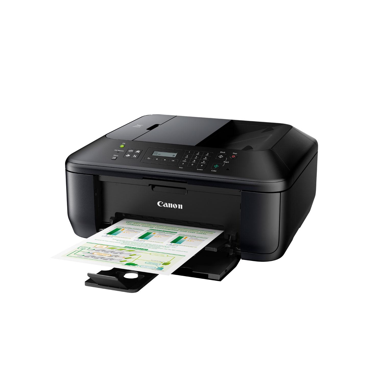Imprimante multifonction Canon PIXMA MX395 Imprimante Multifonction jet d'encre couleur 4-en-1 (USB)