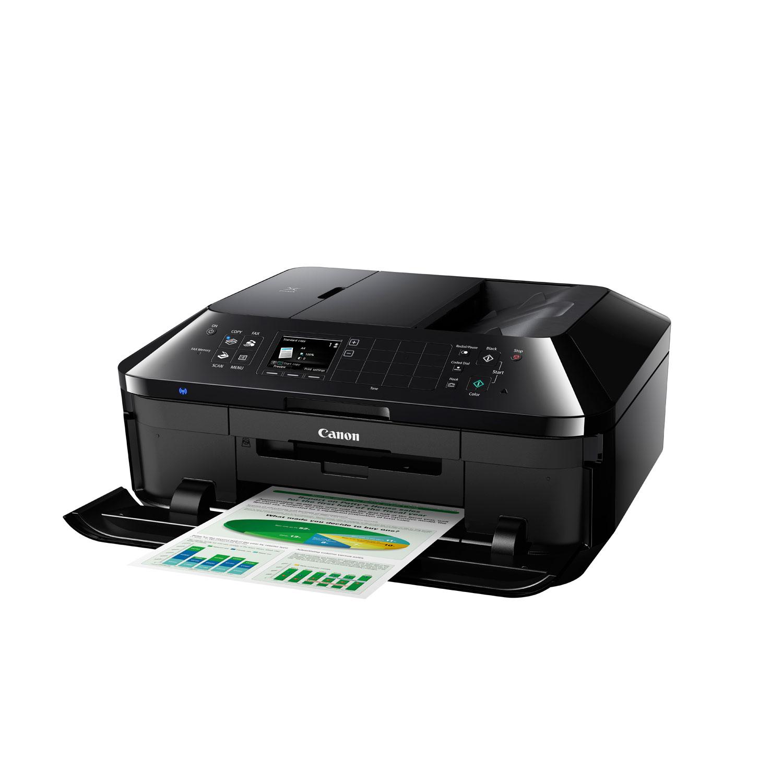 Imprimante multifonction Canon PIXMA MX925 Imprimante Multifonction jet d'encre couleur 4-en-1 (USB / Ethernet / Wi-Fi)