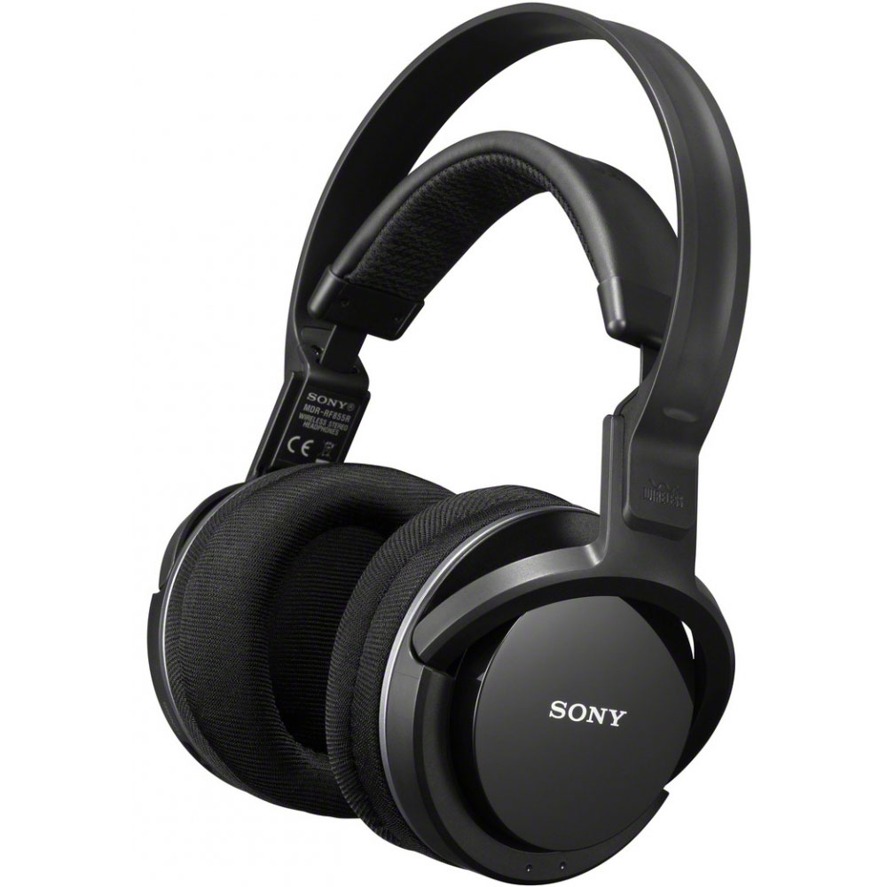 sony mdr rf855rk casque sony sur. Black Bedroom Furniture Sets. Home Design Ideas