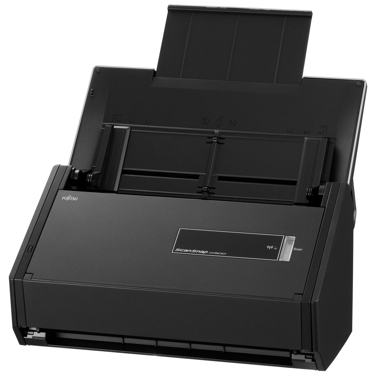 Scanner Fujitsu ScanSnap iX500 Scanner avec chargeur automatique (USB 3.0 / Wi-Fi)