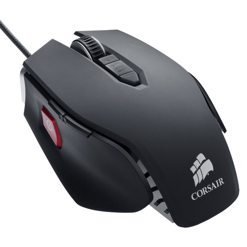 corsair vengeance m65 fps noir souris pc corsair sur. Black Bedroom Furniture Sets. Home Design Ideas