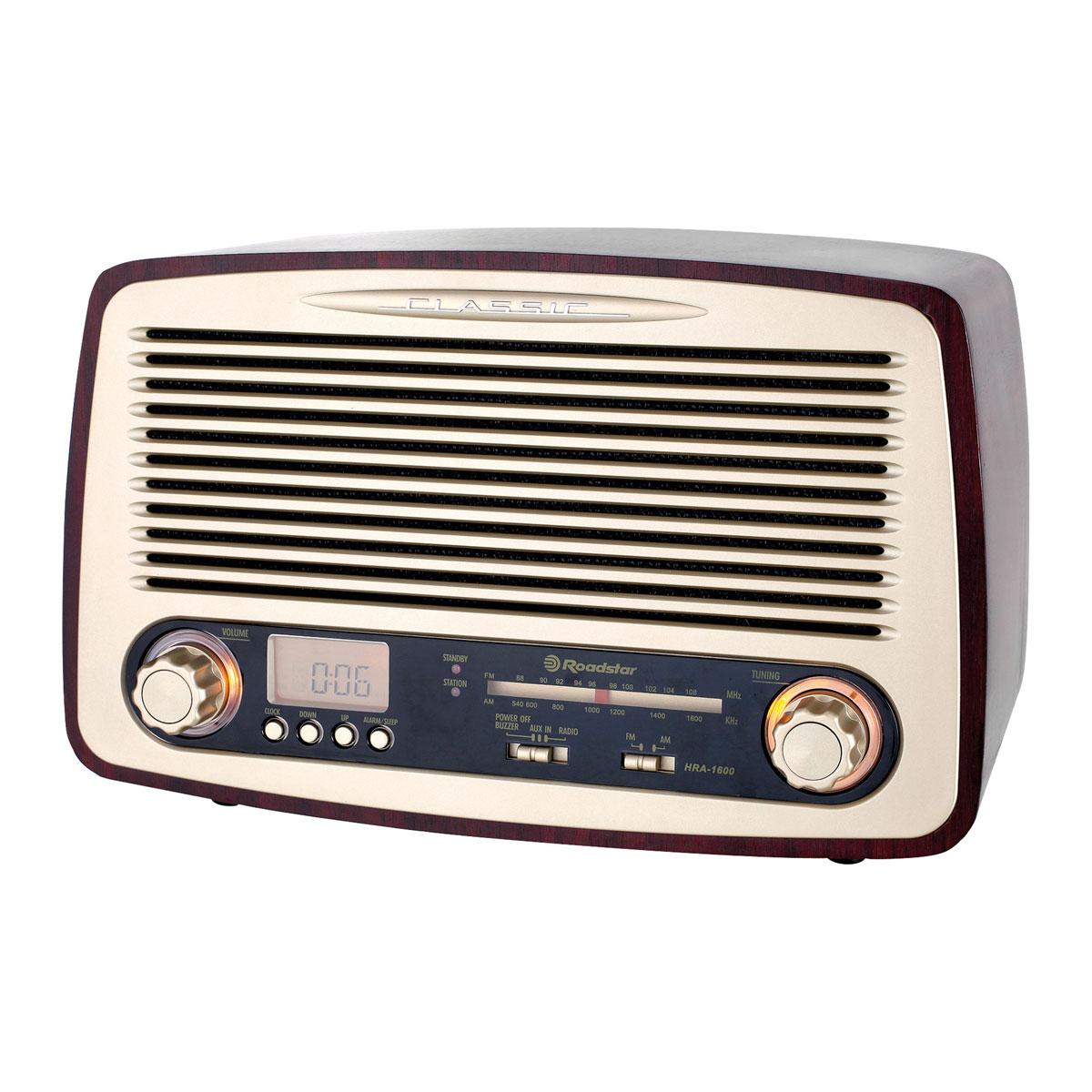 roadstar hra 1600 radio radio r veil roadstar sur. Black Bedroom Furniture Sets. Home Design Ideas
