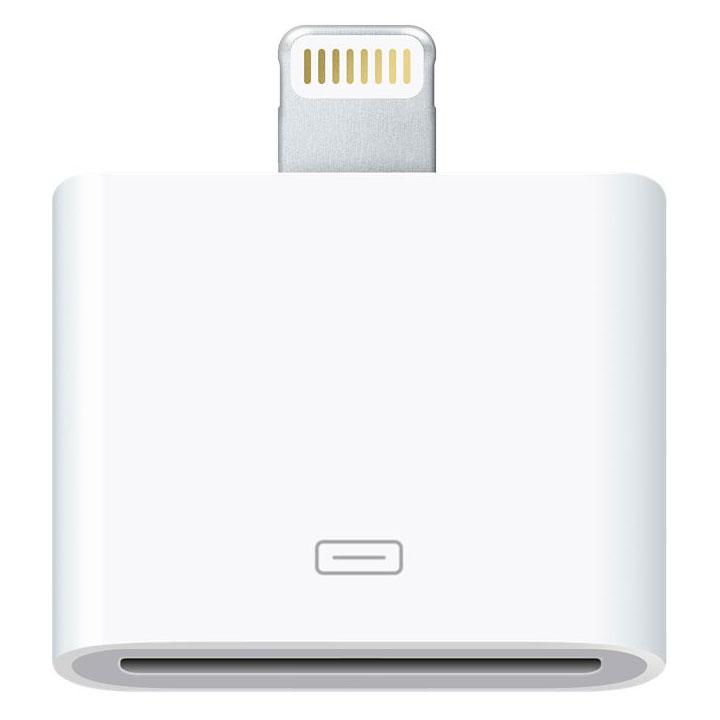 Accessoires Apple Apple Adaptateur Lightning vers 30 broches Apple Adaptateur Lightning vers 30 broches