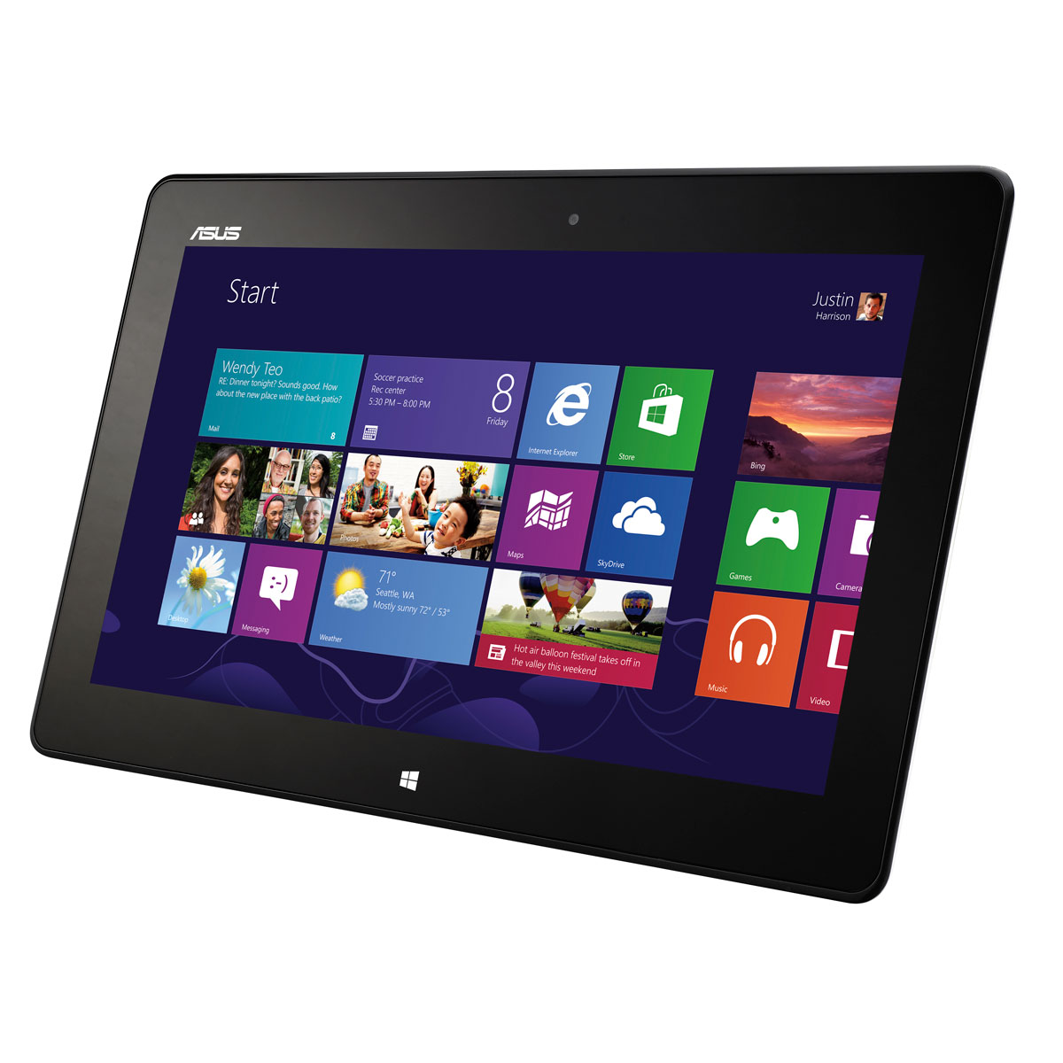 asus vivotab smart 3g me400cl 1b009w tablette tactile. Black Bedroom Furniture Sets. Home Design Ideas