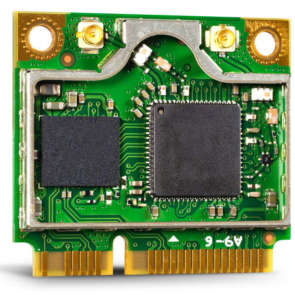 Carte réseau Intel Centrino Advanced-N 6235 Dual Band Wi-Fi N + Bluetooth 4.0 Carte Mini-PCI-Express sans fil Wi-Fi N 300 Mbps + Bluetooth 4.0