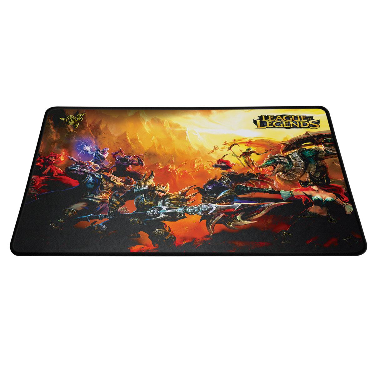 Razer Goliathus Edition Collector League Of Legends Tapis De Souris Razer Sur Ldlc