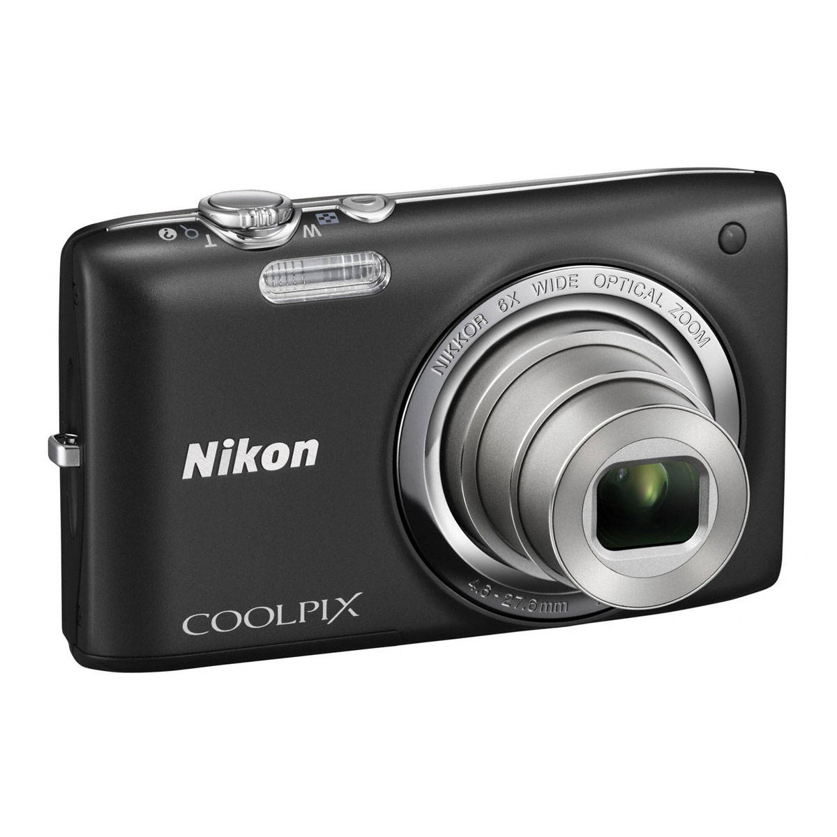 nikon coolpix s2700 noir appareil photo num rique nikon sur. Black Bedroom Furniture Sets. Home Design Ideas