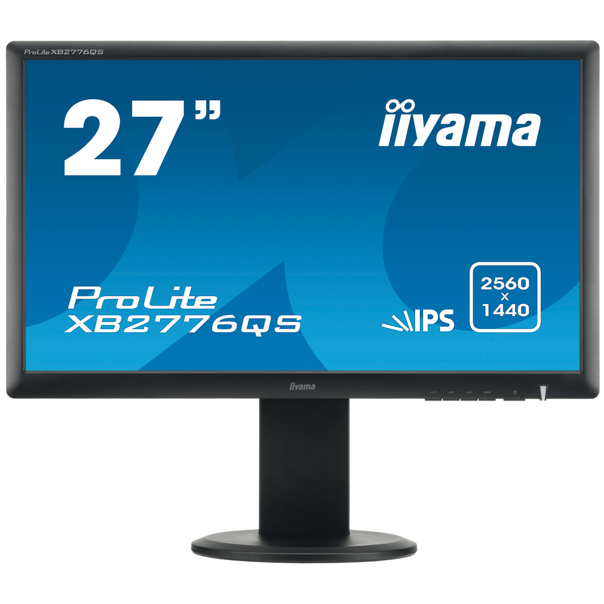 Iiyama 27 led prolite xb2776qs 1 ecran pc iiyama sur for Dalle ips va