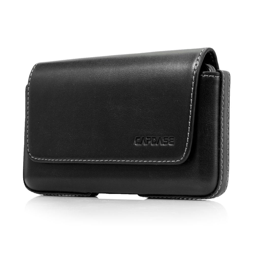 Capdase klip holster noir apple iphone 5 5s etui for Pochette pour couteaux de cuisine