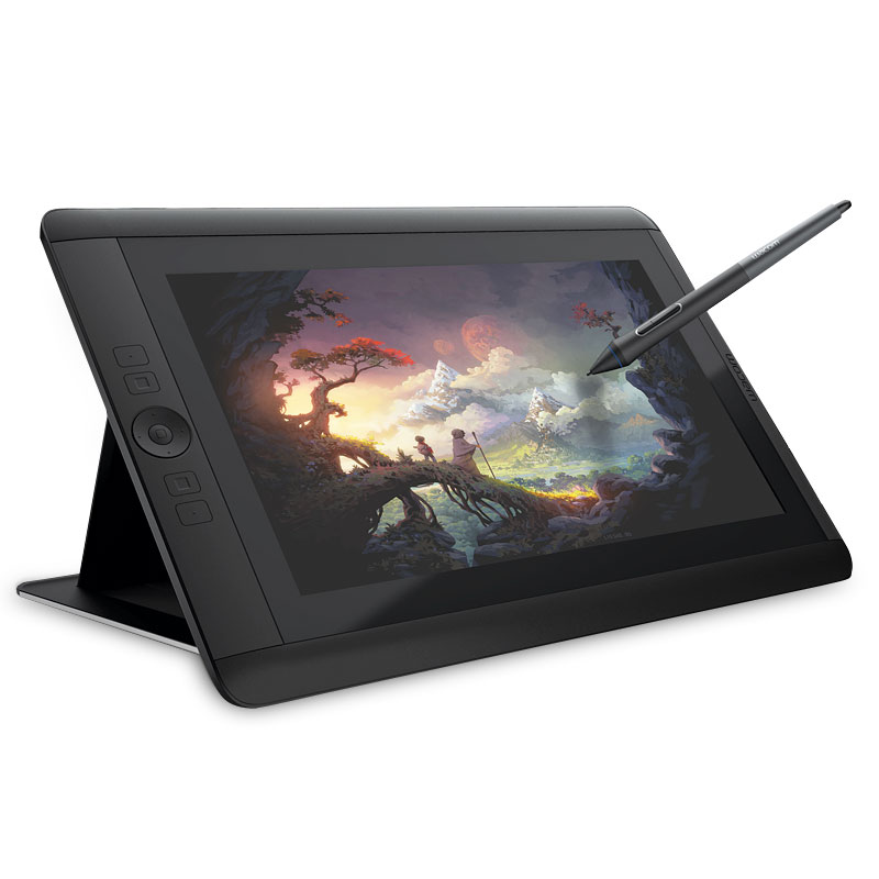 Tablette graphique Wacom Cintiq 13HD Tablette graphique professionnelle (PC / MAC)