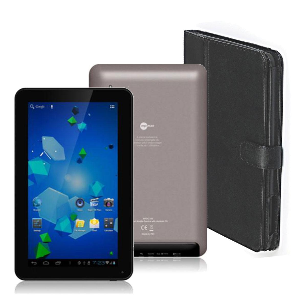 MPMAN MPDC100 BT 4 Go + Etui - Tablette tactile Mp Man sur LDLC.com