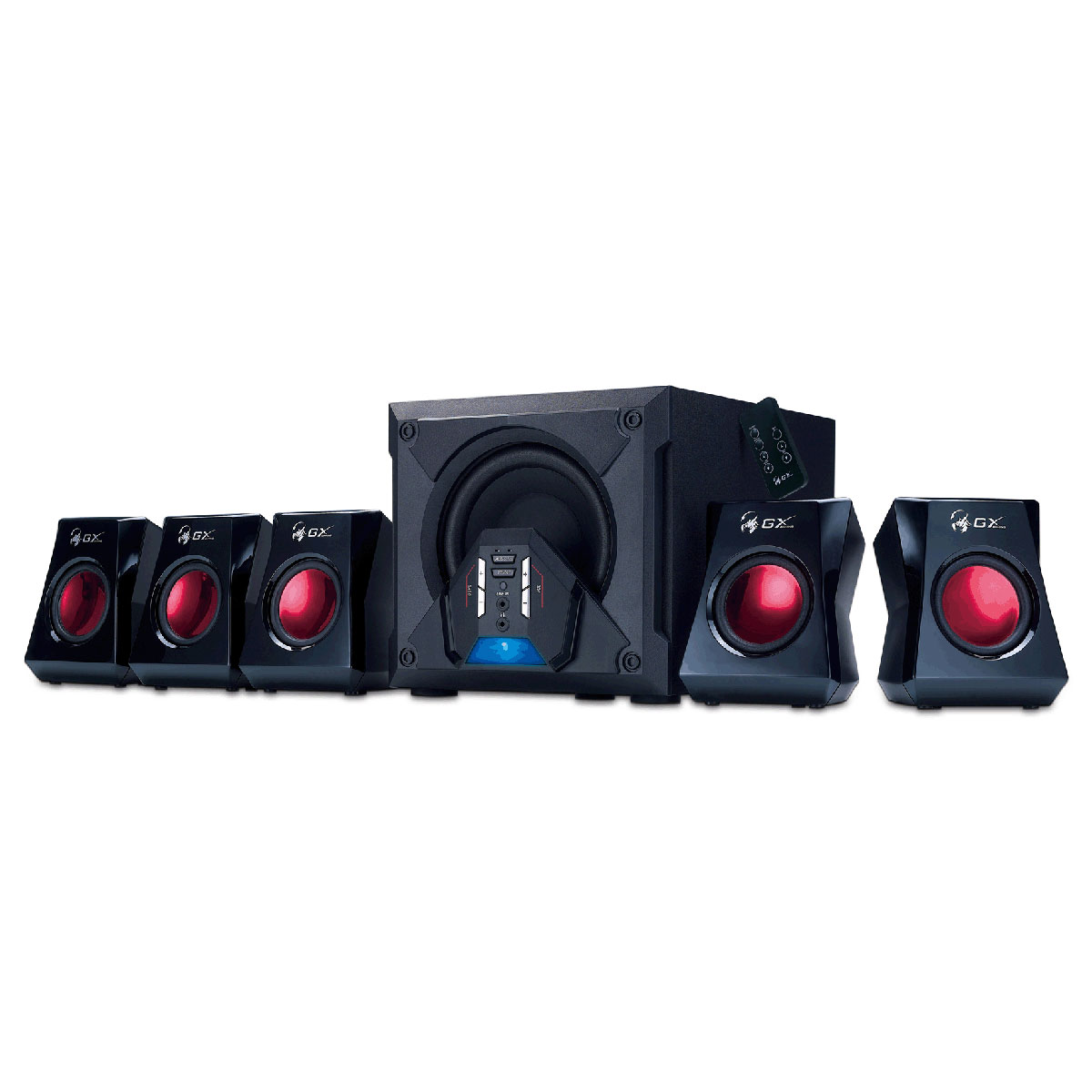 genius gx gaming sw g 5 1 3500 enceinte pc genius sur. Black Bedroom Furniture Sets. Home Design Ideas