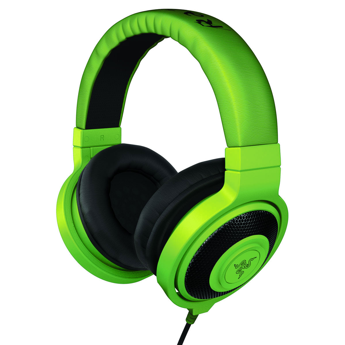 razer kraken vert casque razer sur. Black Bedroom Furniture Sets. Home Design Ideas
