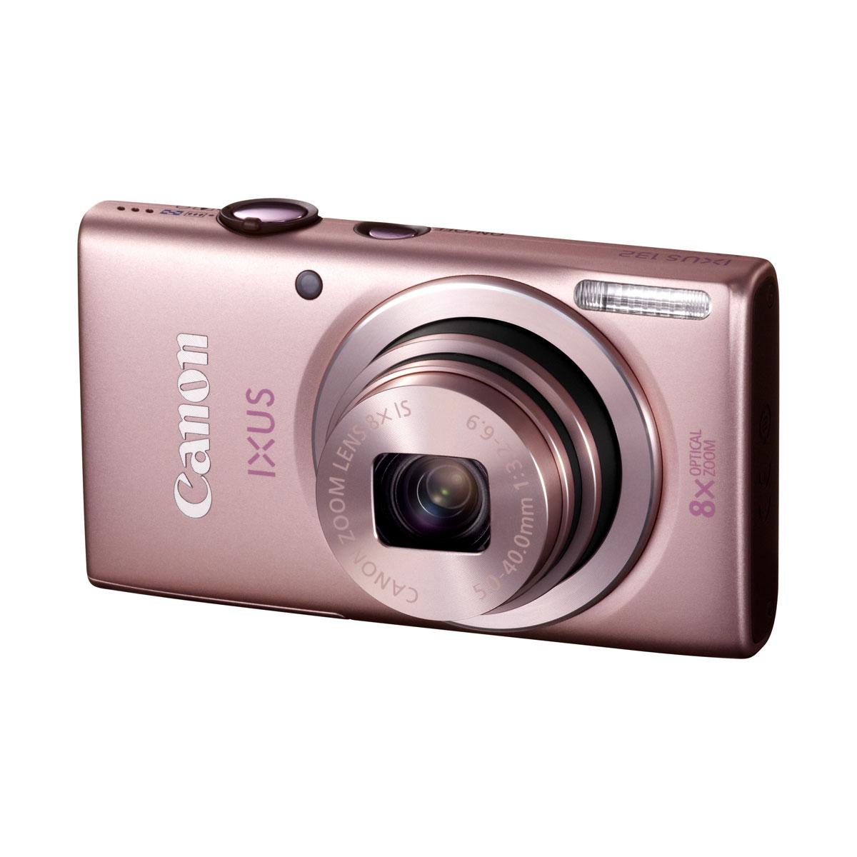 canon ixus 132 rose appareil photo num rique canon sur