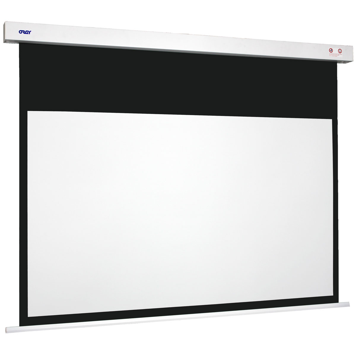 oray square hc 270 x 169 cm ecran de projection oray sur. Black Bedroom Furniture Sets. Home Design Ideas