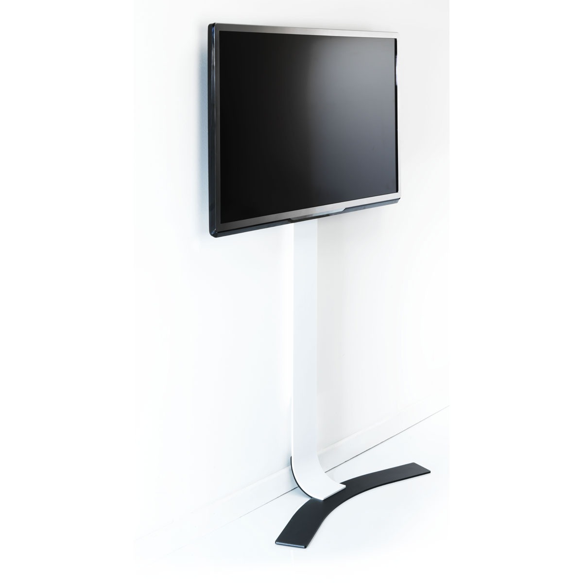 Erard standit 600 support mural tv erard group sur for Meuble tv mural orientable