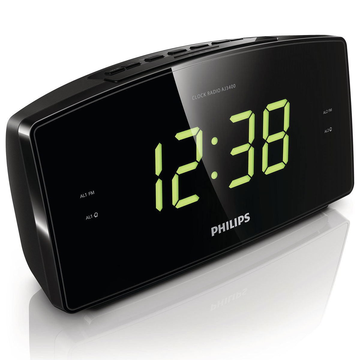philips aj3400 radio radio r veil philips sur. Black Bedroom Furniture Sets. Home Design Ideas