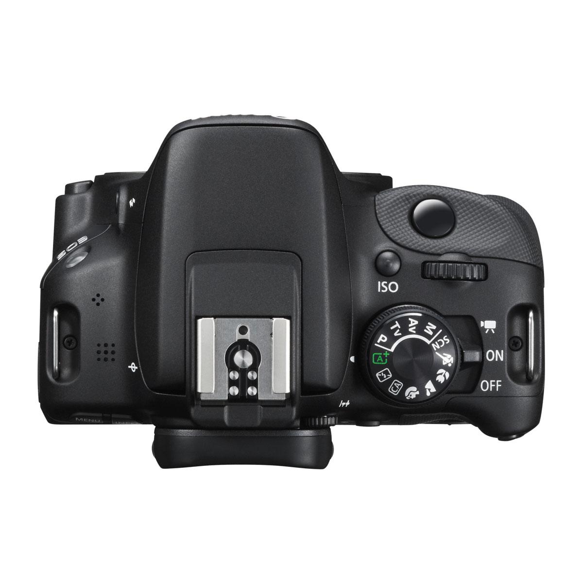 canon eos 100d appareil photo reflex canon sur. Black Bedroom Furniture Sets. Home Design Ideas