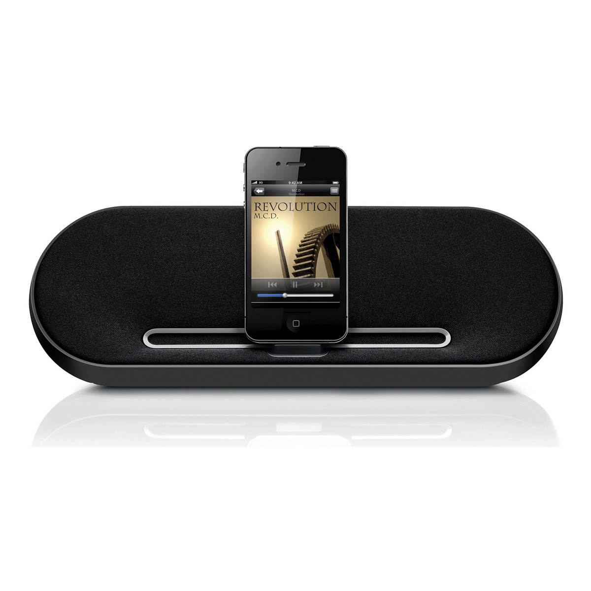 philips ds7530 dock enceinte bluetooth philips sur. Black Bedroom Furniture Sets. Home Design Ideas