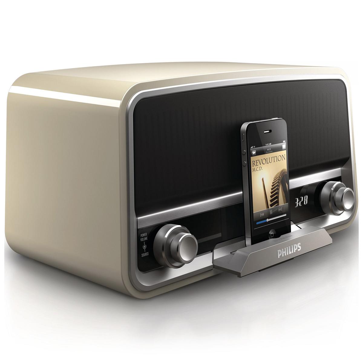 philips ord7100c vintage radio radio r veil philips sur. Black Bedroom Furniture Sets. Home Design Ideas