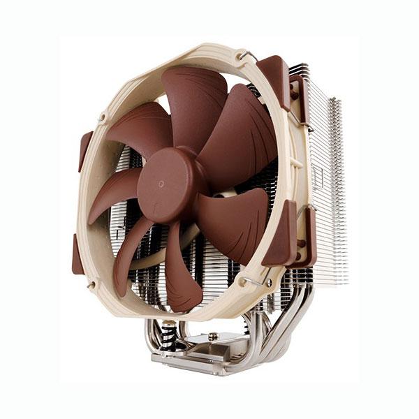Ventilateur processeur Noctua NH-U14S Ventilateur de processeur (pour Socket Intel 1150/1150/1151/1155/1156/2011 et AMD AM2+/AM3+/FM1/FM2)