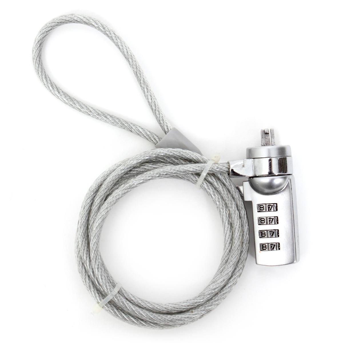 antivol code pour ordinateur portable accessoires pc portable g n rique sur. Black Bedroom Furniture Sets. Home Design Ideas