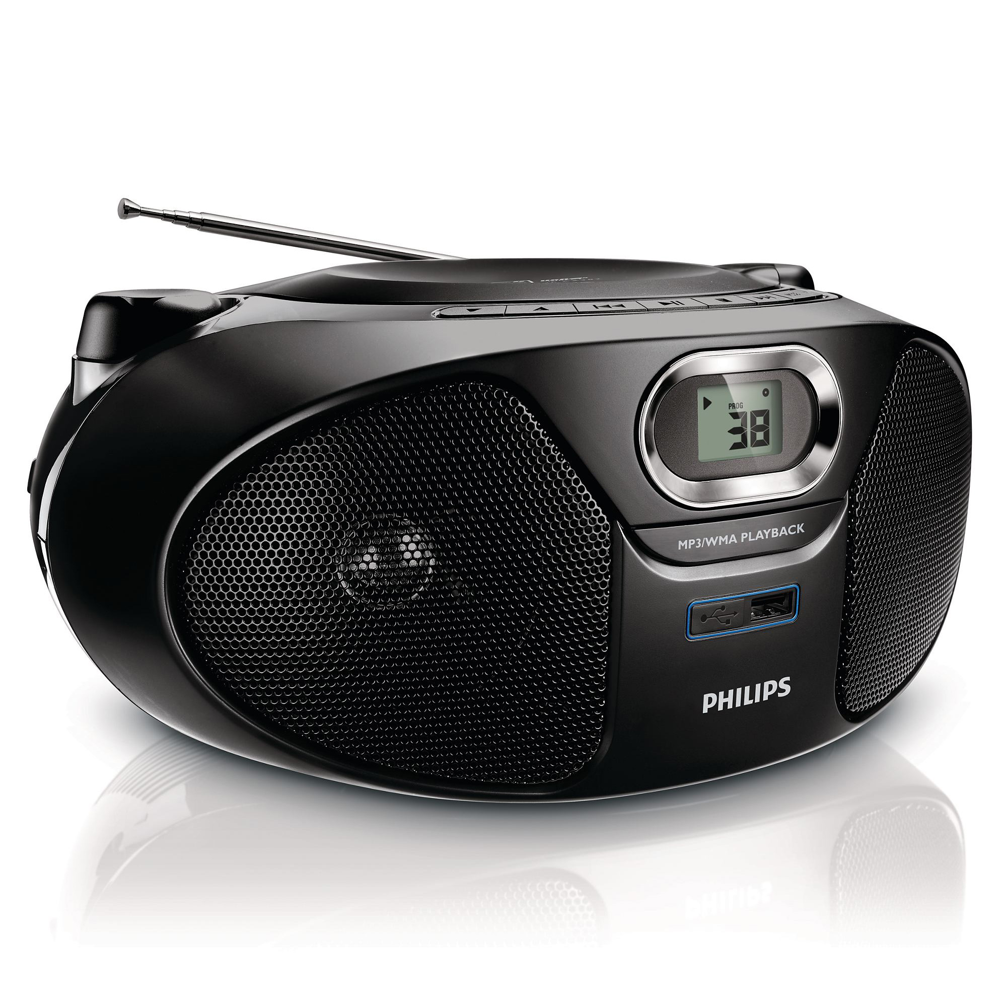 philips az385 radio radio r veil philips sur. Black Bedroom Furniture Sets. Home Design Ideas