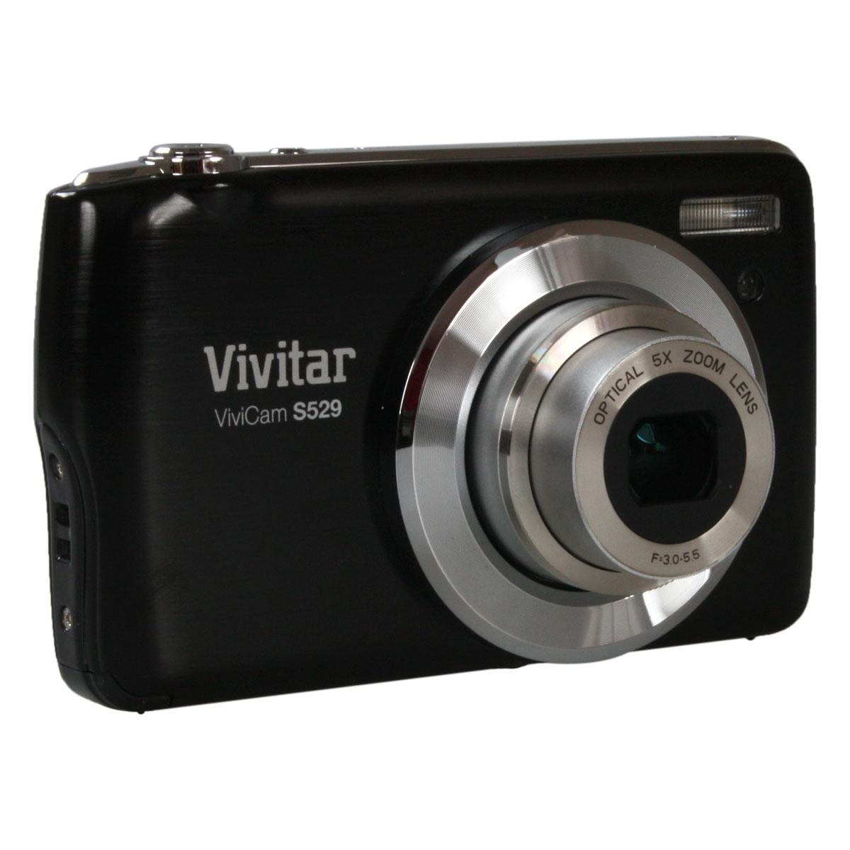 Vivitar vivicam s529 noir appareil photo num rique for Miroir projector 720p