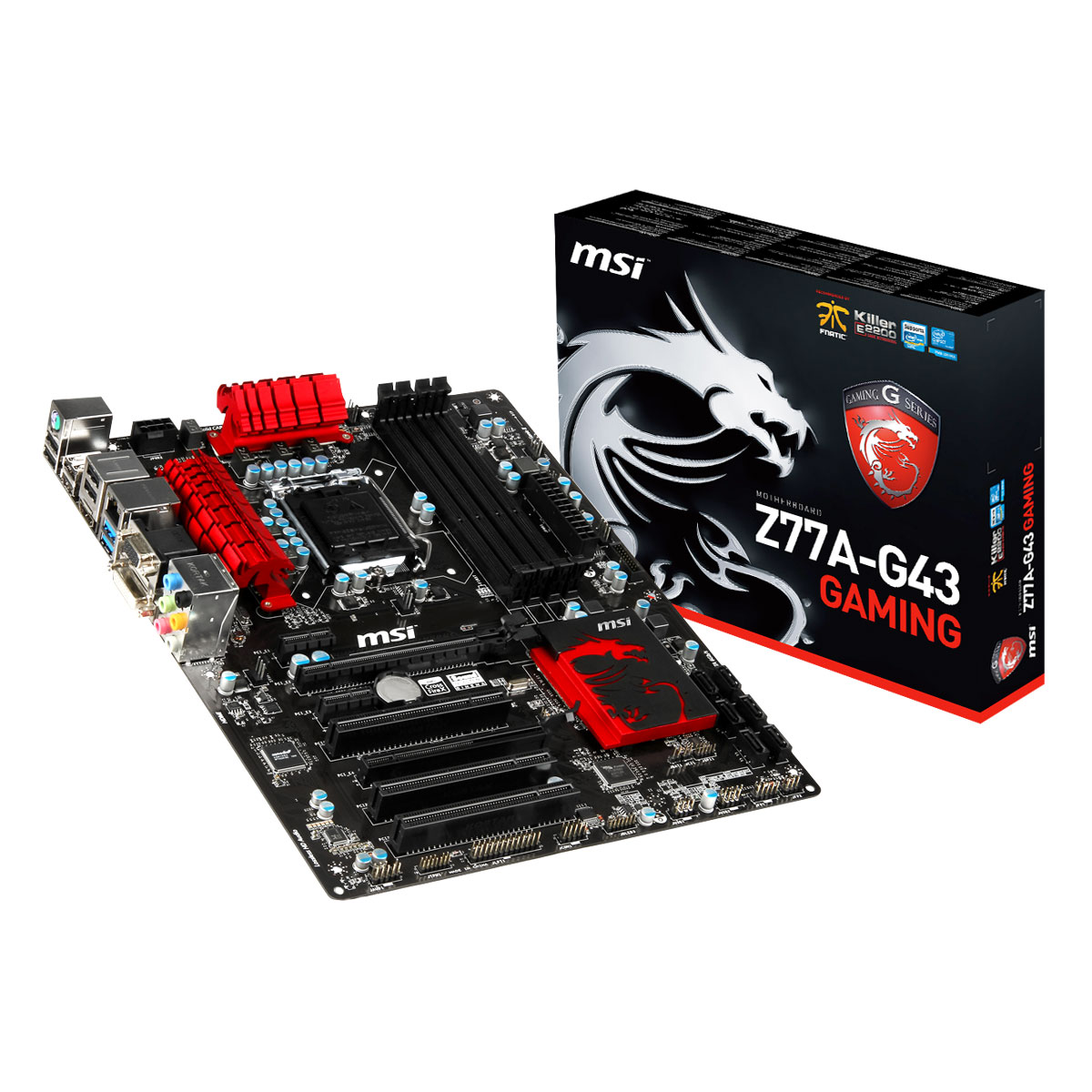 msi z77a g43 gaming carte m re msi sur. Black Bedroom Furniture Sets. Home Design Ideas