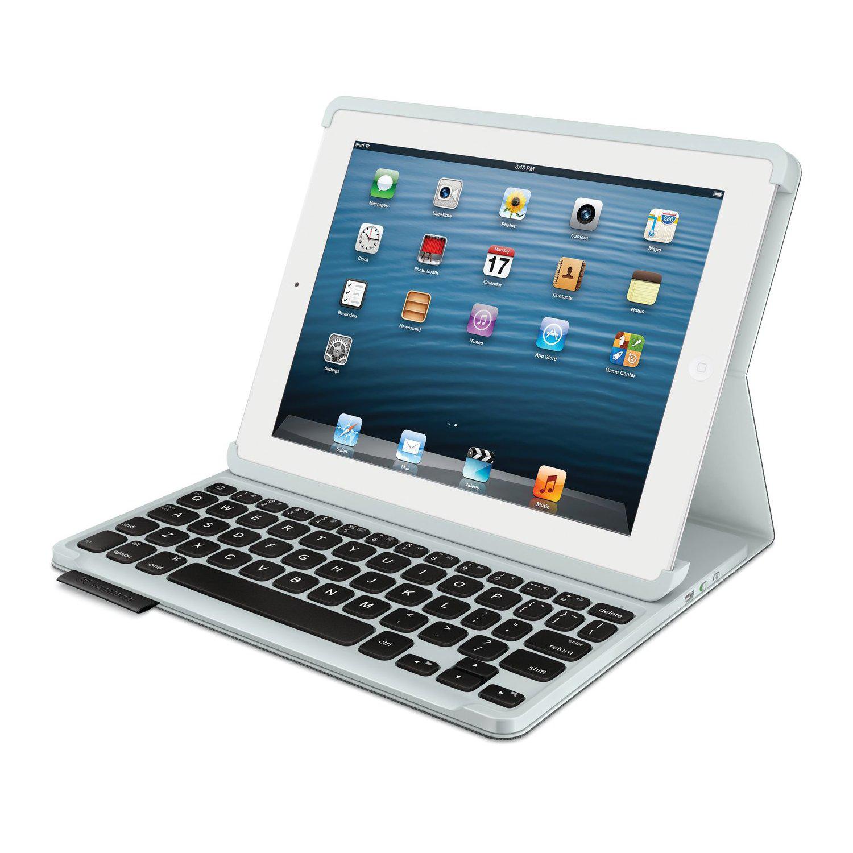 logitech keyboard folio carbon black etui tablette. Black Bedroom Furniture Sets. Home Design Ideas