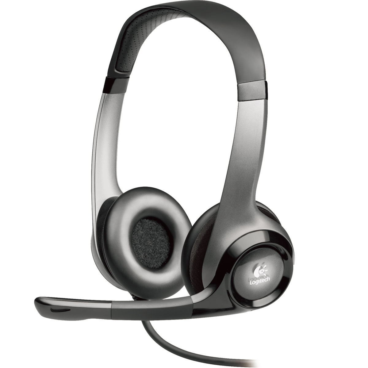 logitech usb headset b530 micro casque logitech sur. Black Bedroom Furniture Sets. Home Design Ideas