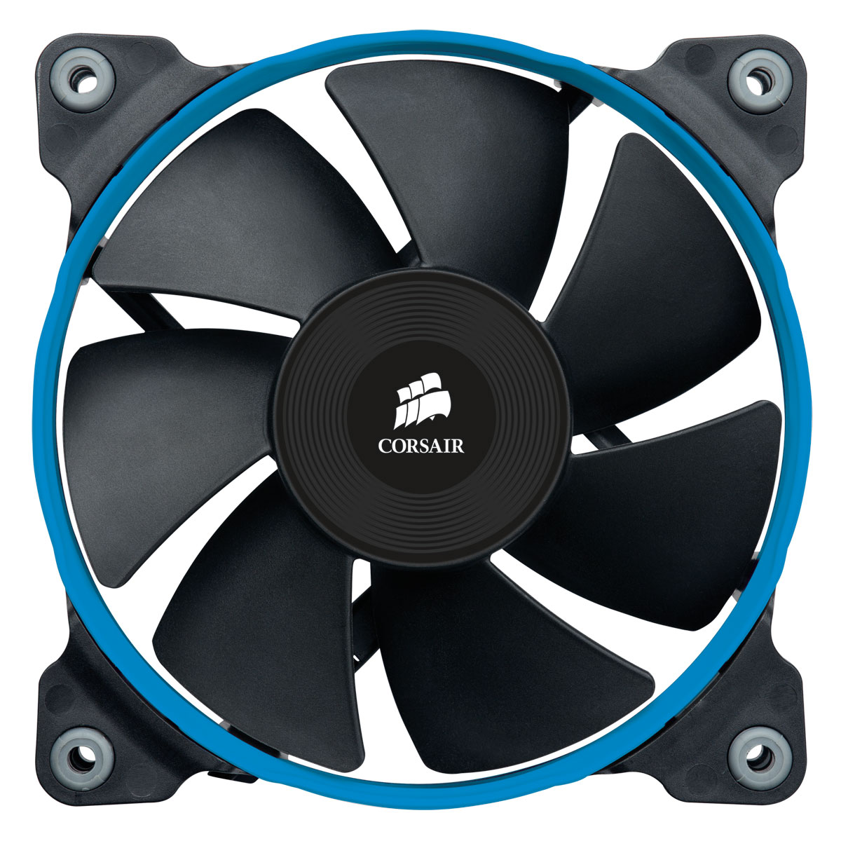 Ventilateur boîtier Corsair Air Series SP120 PWM Quiet Edition High Static Pressure Ventilateur de boîtier PWM silencieux 120 mm