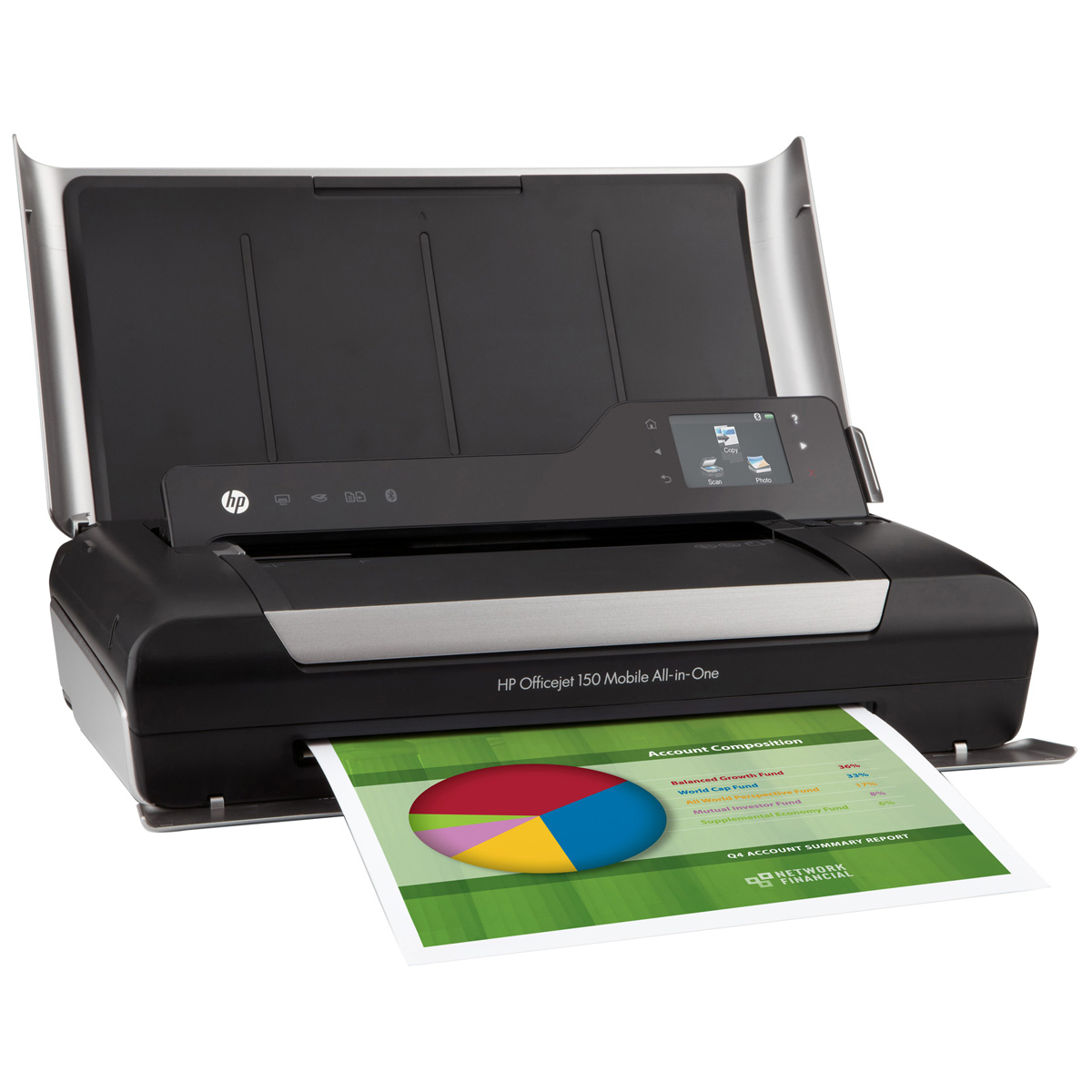 hp officejet 150 mobile all in one imprimante multifonction hp sur. Black Bedroom Furniture Sets. Home Design Ideas