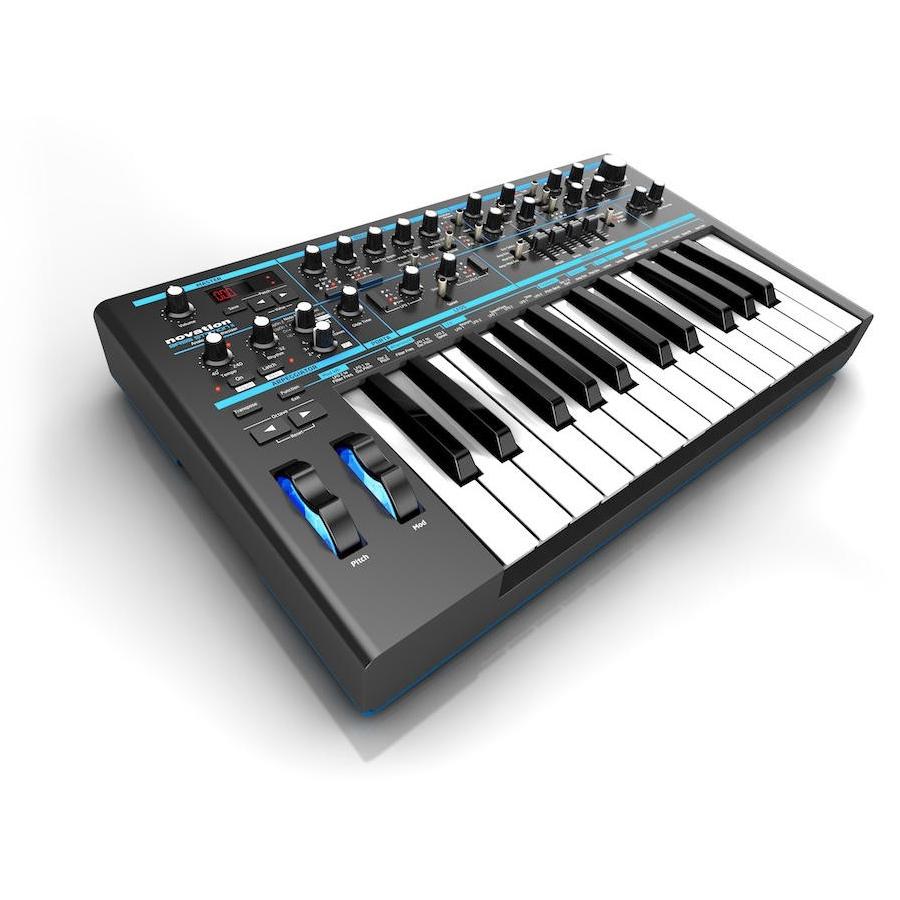 novation bass station ii clavier home studio novation sur. Black Bedroom Furniture Sets. Home Design Ideas