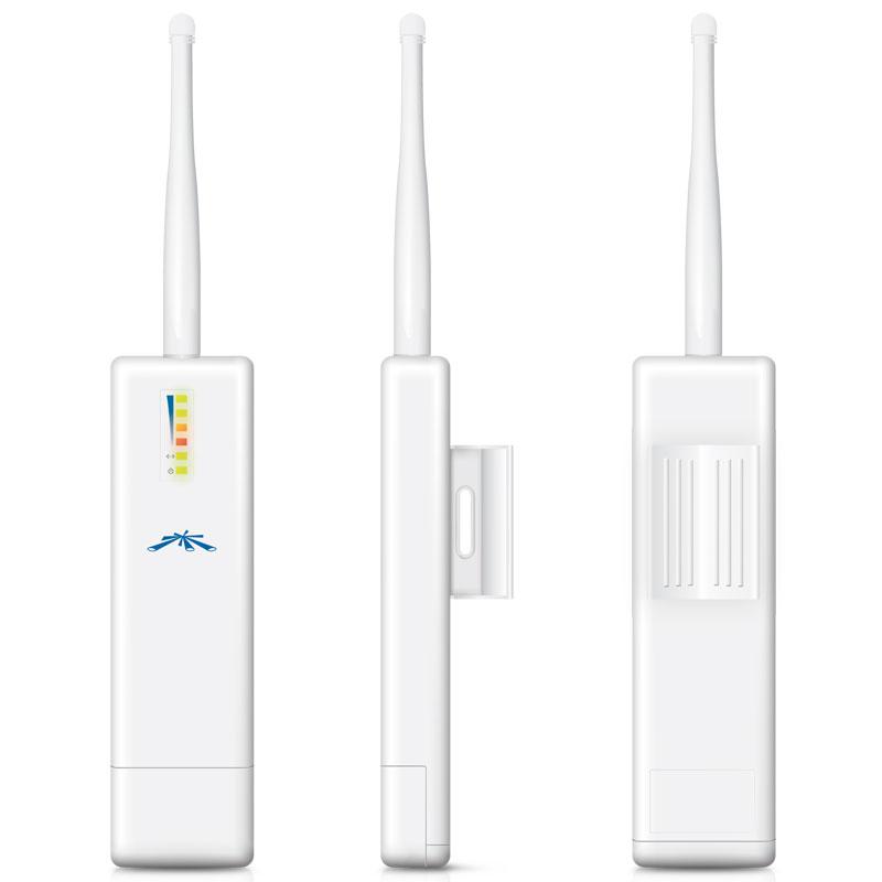 Ubiquiti picostation m2 hp point d 39 acc s wifi ubiquiti for Repeteur wifi exterieur