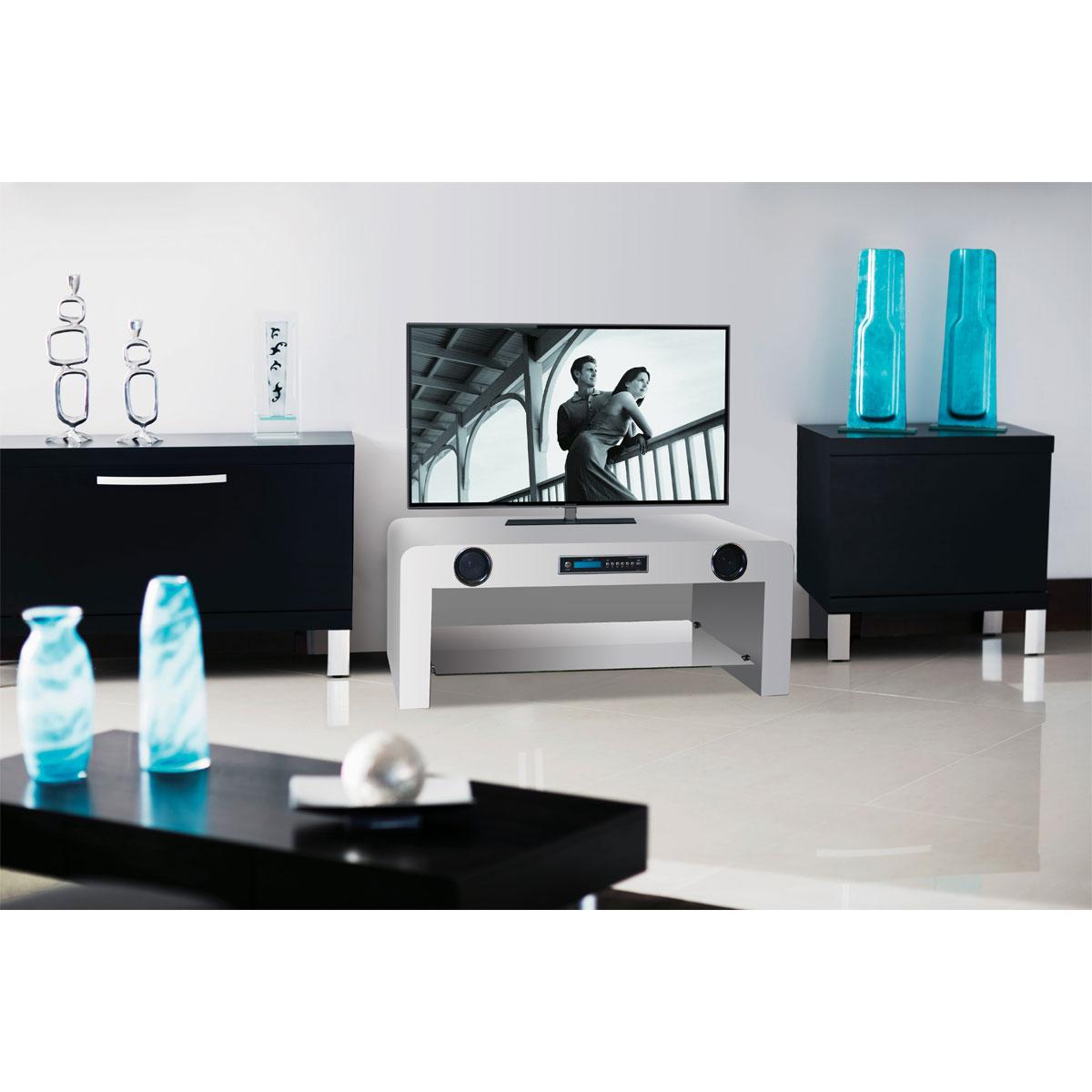 Meuble Tv Home Cinema Auchan Best Meuble Tv Design Home Cinema  # Branchement Meuble Tv Hdw