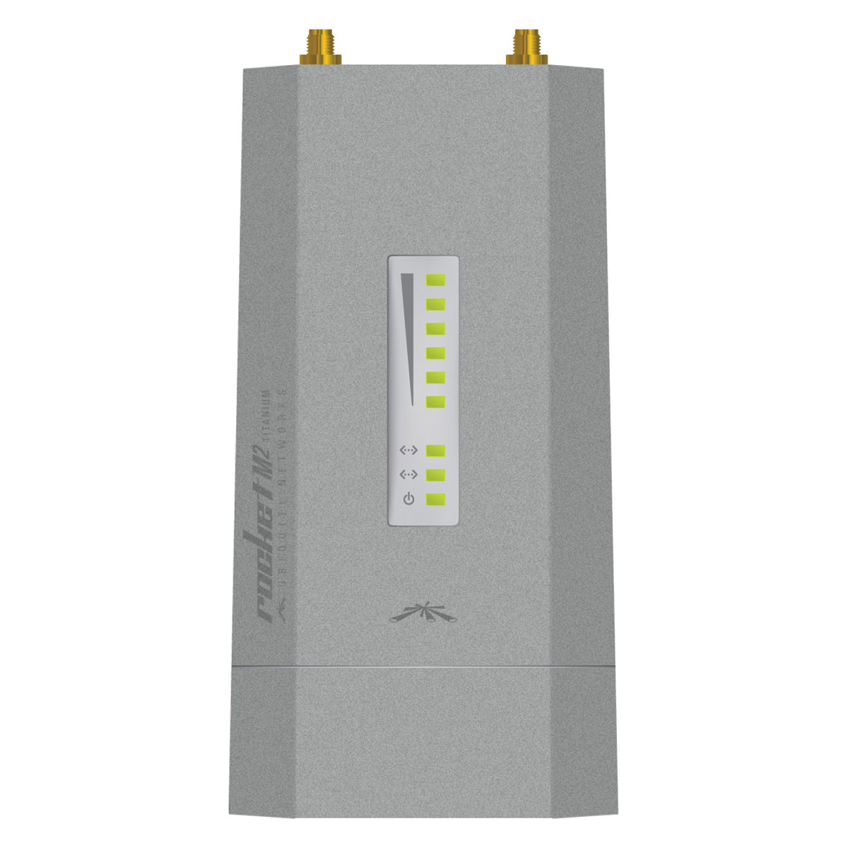 Ubiquiti rocket m2 titanium point d 39 acc s wifi ubiquiti for Point acces wifi exterieur