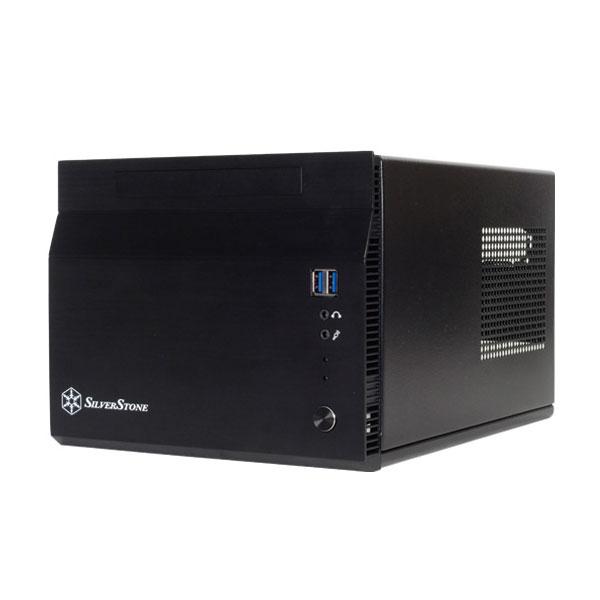 Boîtier PC SilverStone Sugo SG06-LITE (noir) Boîtier mini-tour