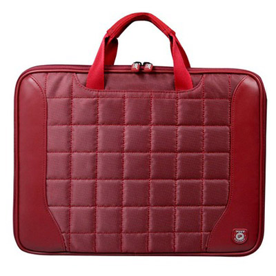 Port designs berlin ii 13 14 rouge sac sacoche for Housse ordinateur 14 pouces originale