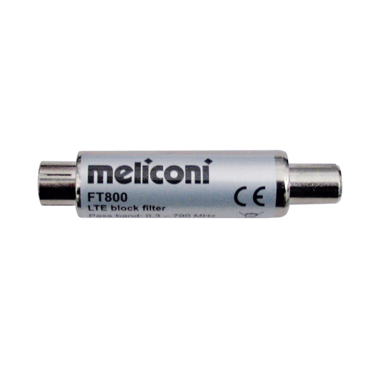 Meliconi ft 800 c ble antenne tv meliconi sur for Montage filtre 4g pour antenne tv